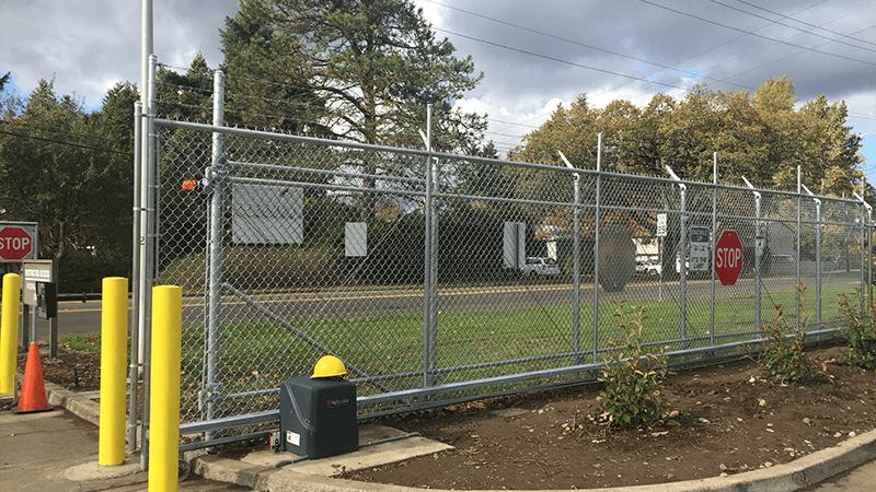 Salem Oregon Access Control Upgrades
