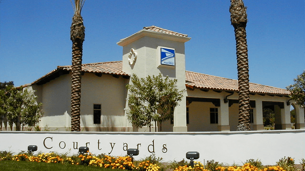 Main Post Office - Visalia, Ca