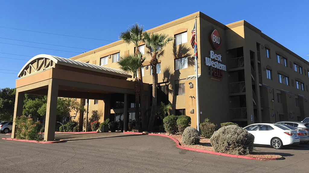 Best Western Hotel - Tempe, AZ