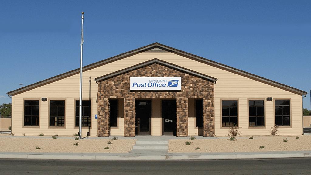 Main Post Office, Fernley, NV