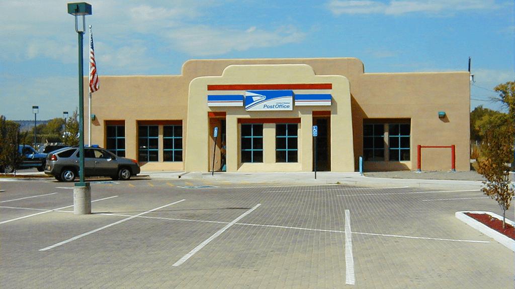 Main Post Office - Corrales, New Mexico