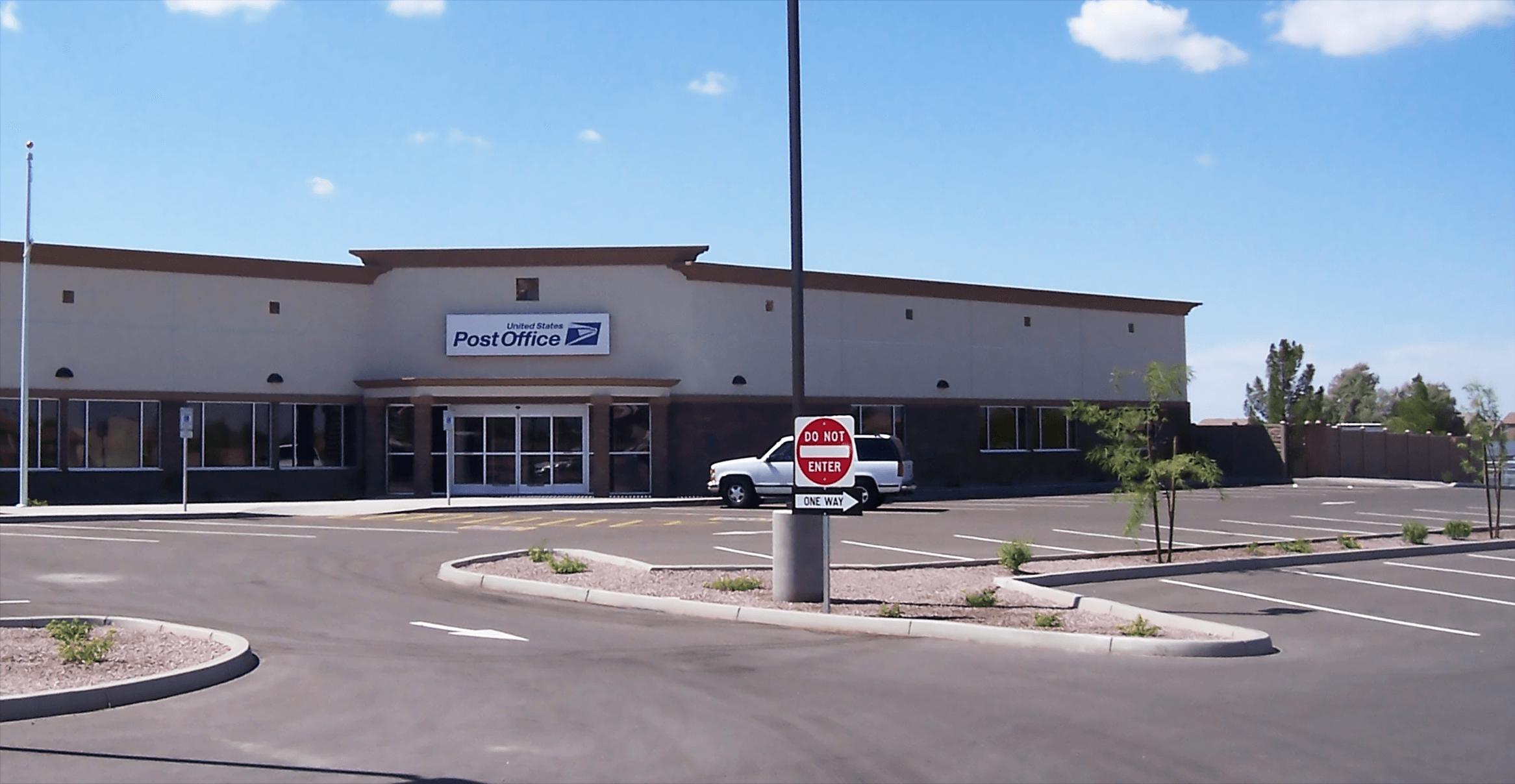Main Post Office - Queen Creek, Arizona