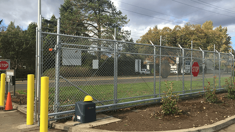 Salem Oregon Access Control Upgrades