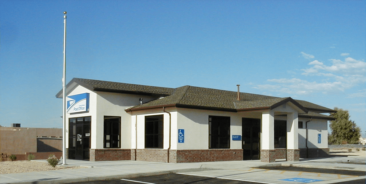 Main Post Office - Bunkerville, Nevada