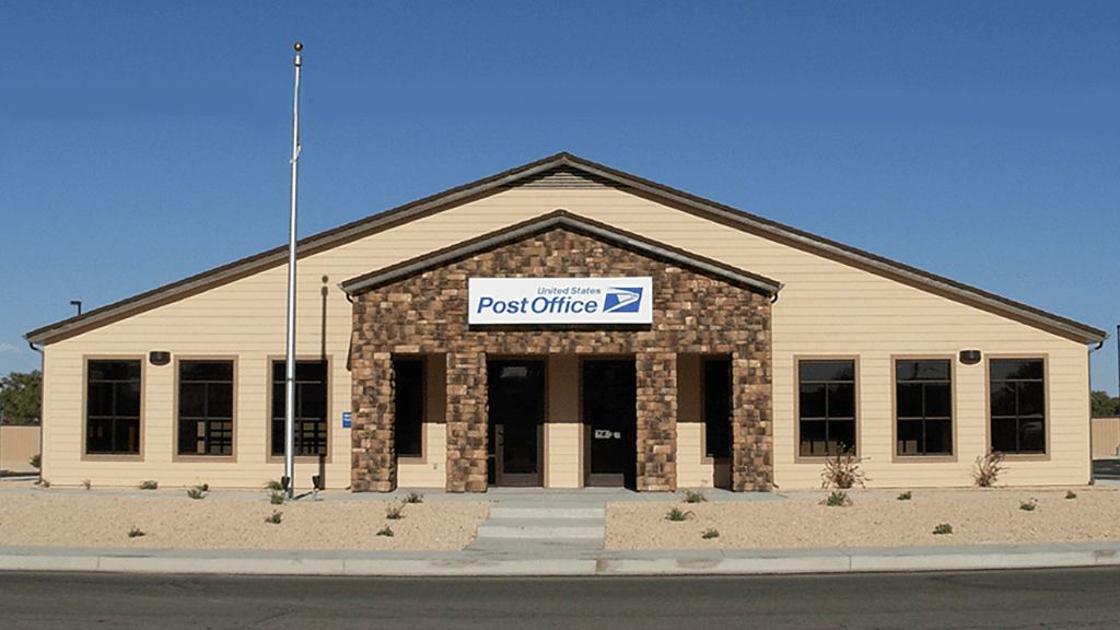 Main Post Office, Fernley, NV